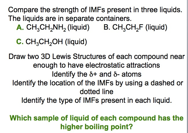 Intermolecular Forces And Molecular Models Activity Chemdemos. Intermolecular Forces And Molecular Model Activity 1200. Worksheet. Intermolecular Forces Boiling Point Worksheet At Mspartners.co