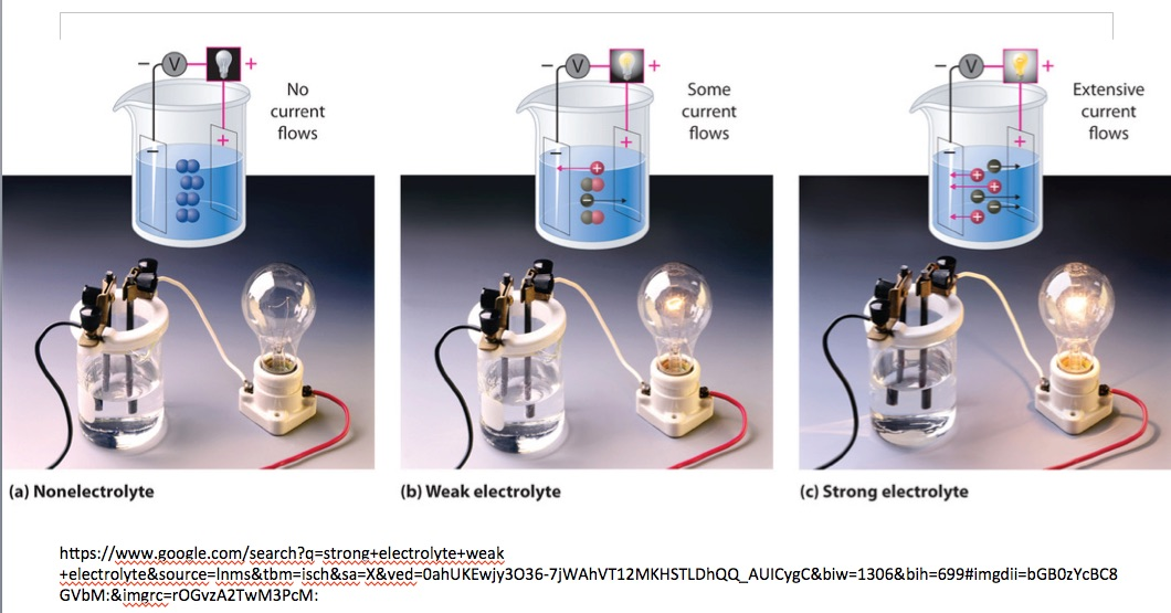 Conductivity Of Electrolyte : Conductivity of electrolytes demonstration chemdemos