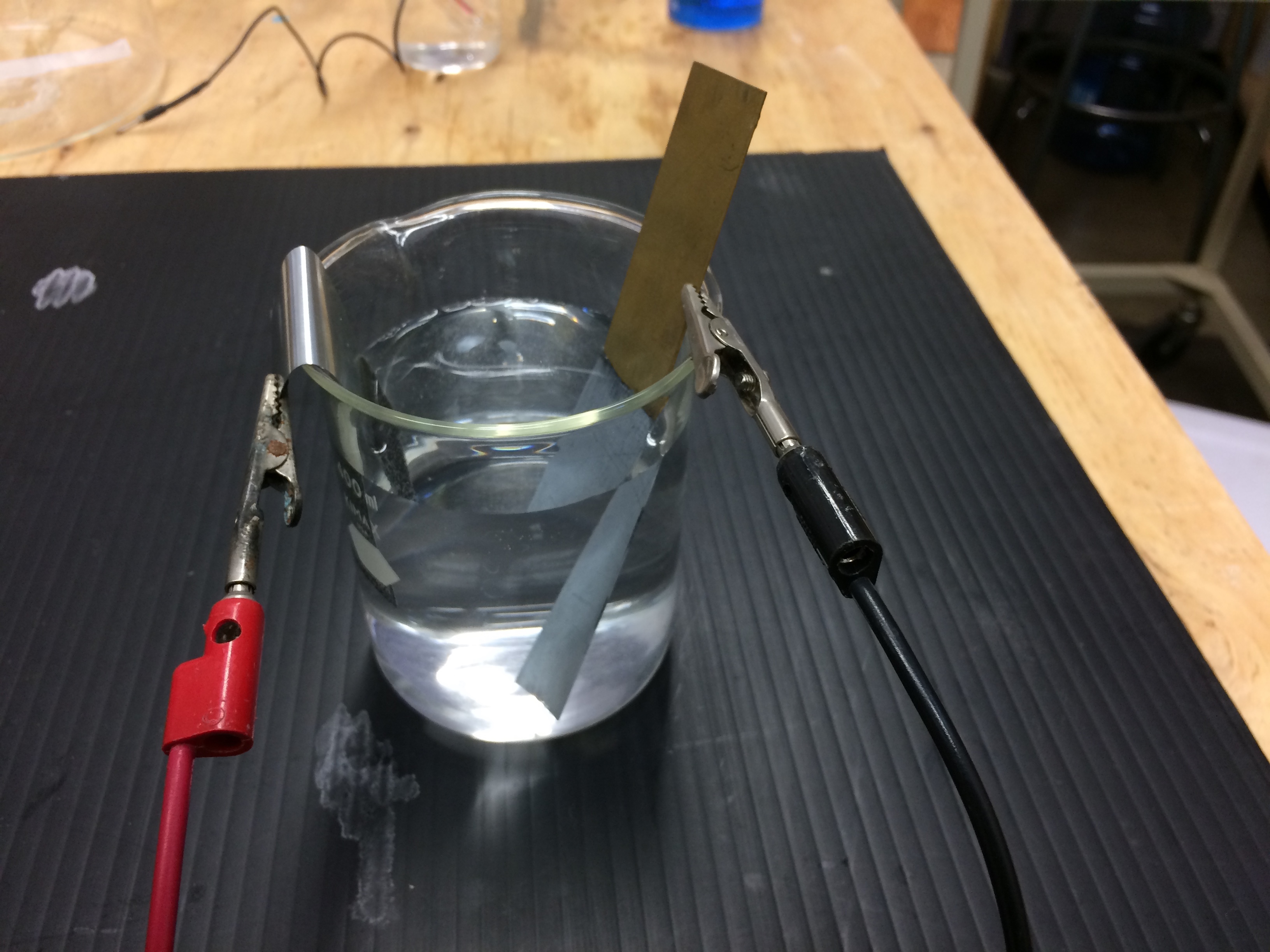 Electrolytic Cell: Plating Zinc on Copper Demonstration | Chemdemos
